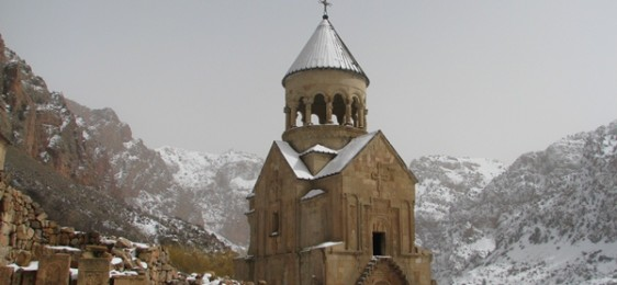 Separated at birth: Visiting Armenia as an Israeli