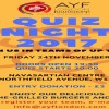 Quiz Night –  24 Nov 2017 AYF