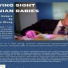 Saving Sight in Armenian Babies  13 APRIL 2018