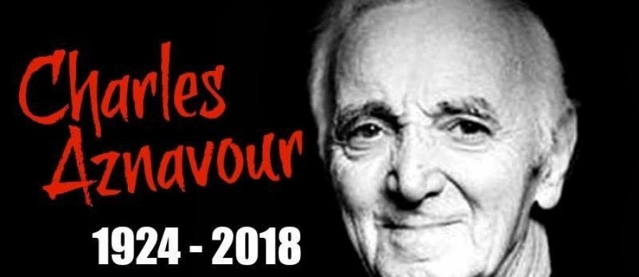 Charles Aznavour – Passes Away Aged 94