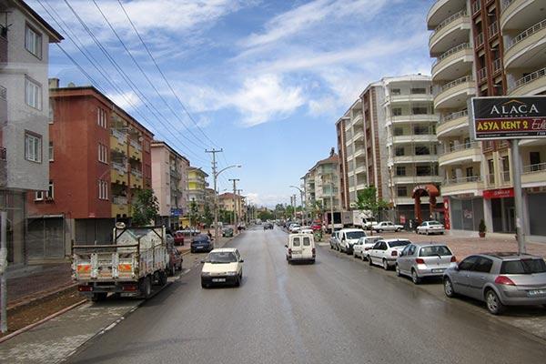 Modern Turkey's southeastern city of Malatya - Photo: Gayane Mkrtchyan/ArmeniaNow.com