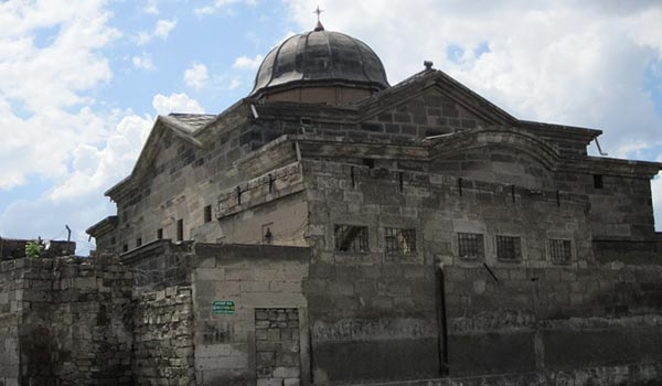 Gregory the Illuminator Church in Kayseri - Photo: Gayane Mkrtchyan/ArmeniaNow.com