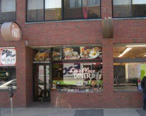 Leo's Place is located on 37 John F. Kennedy Street, Cambridge, MA02138