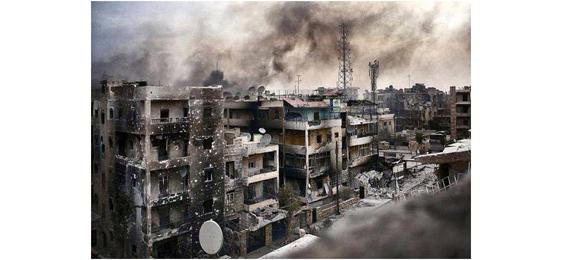 Aleppo Now