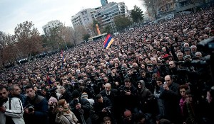NAZIK ARMENAKYAN / ArmeniaNow