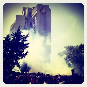 Taksim (iPhone photo by Eric Nazarian)