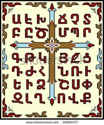 ArmenianAlphabet