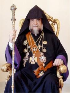 Catholicos Aram I 7