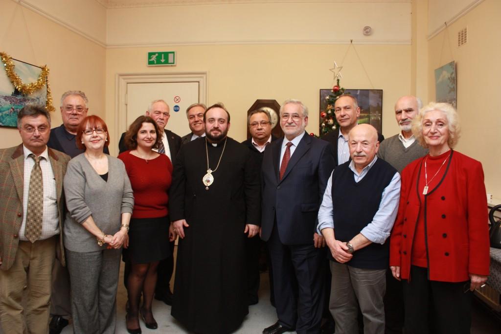 IMG_8564 Bishop Hovagim Manukyan and Council 15 Dec 2015 - 2