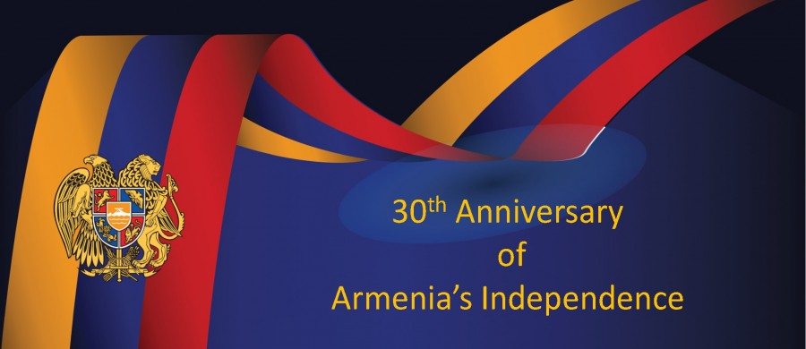 30th Anniversary of Armenia's Independence